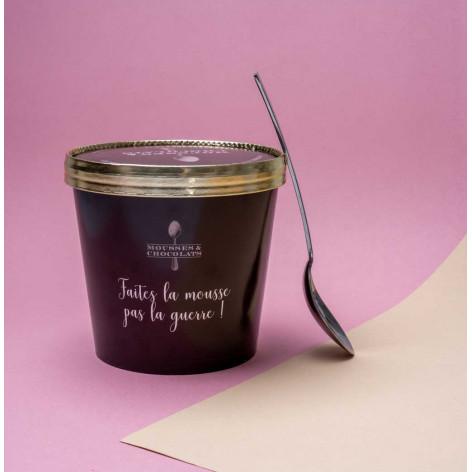 Mousse au chocolat noir Hasnaâ - Pot de 600gr