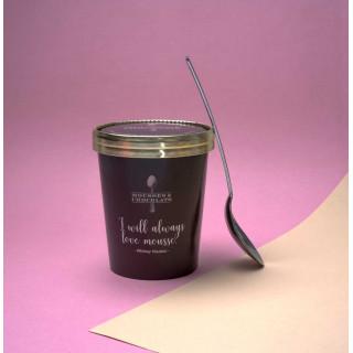 Mousse au Chocolat - Dark Milk - Pot 300g.