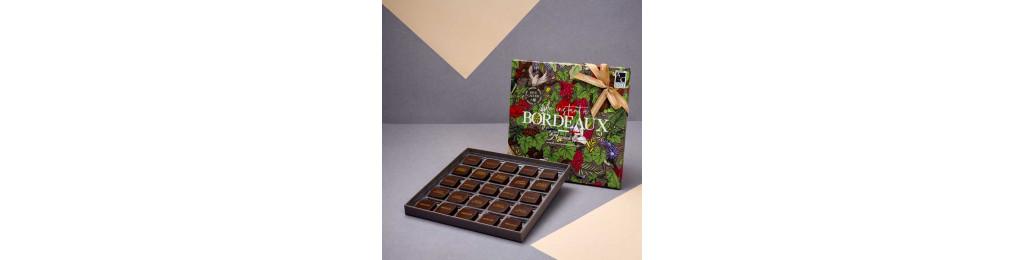 Ecrin Un Instant à Bordeaux - 25 Chocolats